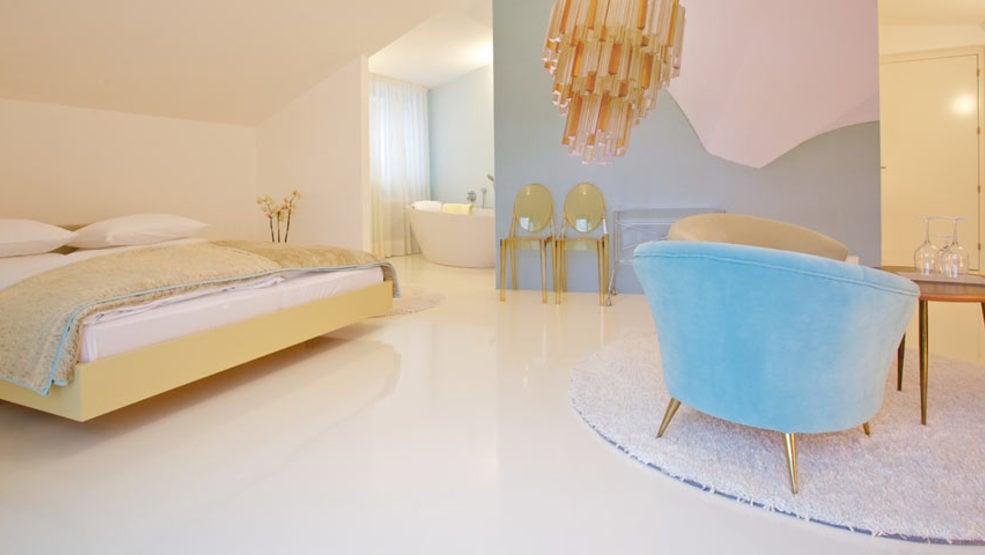 Boutique hotel imperialart meraner land s dtirol 4 for Art design boutique hotel imperialart