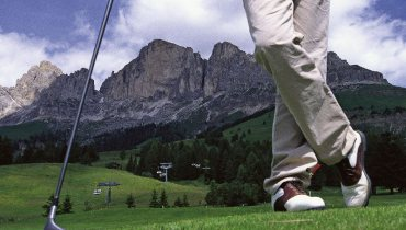 Pfösl's Golf in Südtirol Package
