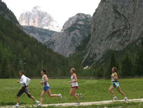 Cortina - Toblach Run 2020